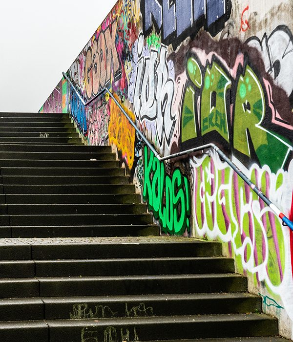 SprucedUp graffiti removal